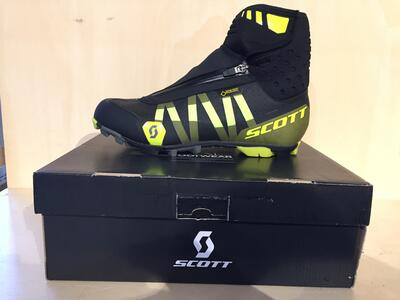 SCARPE SCOTT MTB HEATER GORE-TEX - Disponibili!