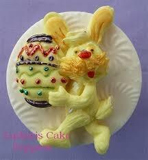 stampo silicone coniglio pasquale