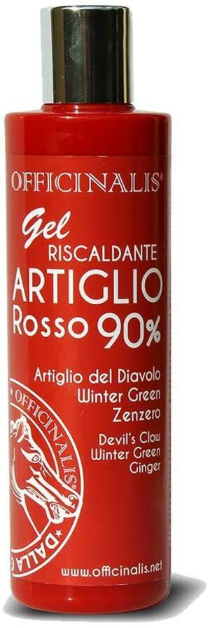 Artiglio Rosso 90 % Riscaldante OFFICINALIS 250 ml