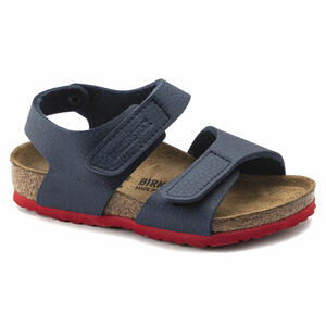 Birkenstock  - Palu - Desert Soil Blue Red