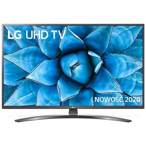 "LG TV LED Ultra HD 4K 43"" 43UN74003 Smart TV WebOS Argento"