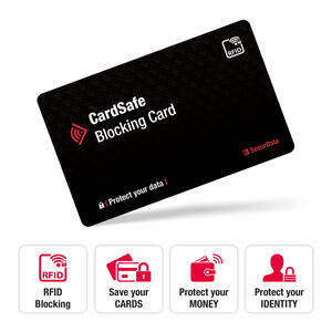iProtector CardSafe Blocking Card