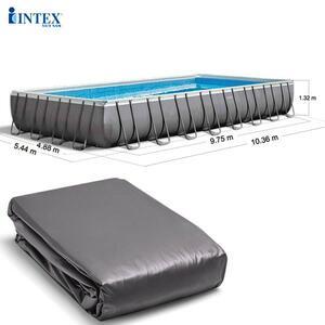 Vasca liner ricambio ULTRA FRAME INTEX 12447 per piscina 975x 488x 132cm