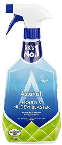 Detergente spray elimina muffa Astonish Antimuffa ml 750