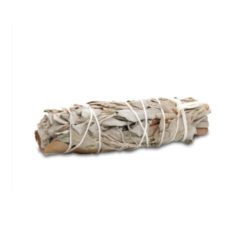 Salvia bianca & Eucaliptus Smudge stick
