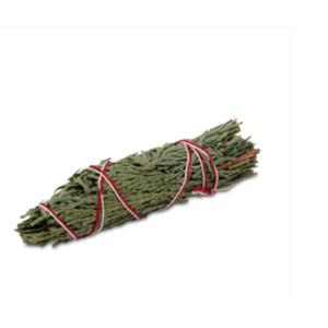 Cedro Smudge stick