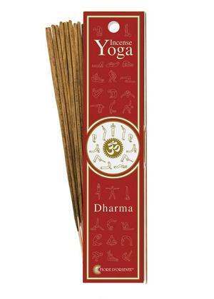 Incensi Yoga - Dharma 10 sticks