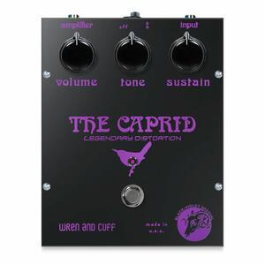 Black-Violet Caprid OG - Wren & Cuff