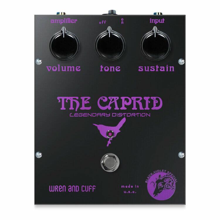 Black-Violet Caprid OG - Wren and Cuff