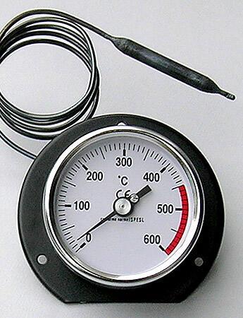Termometro a Dilatazione D80