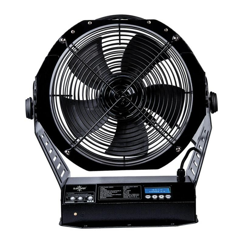DJ Power H-9 - Pro DMX Fan