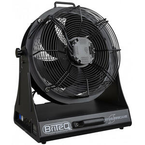 Briteq BT-HURRICANE - Powerful DMX Fan