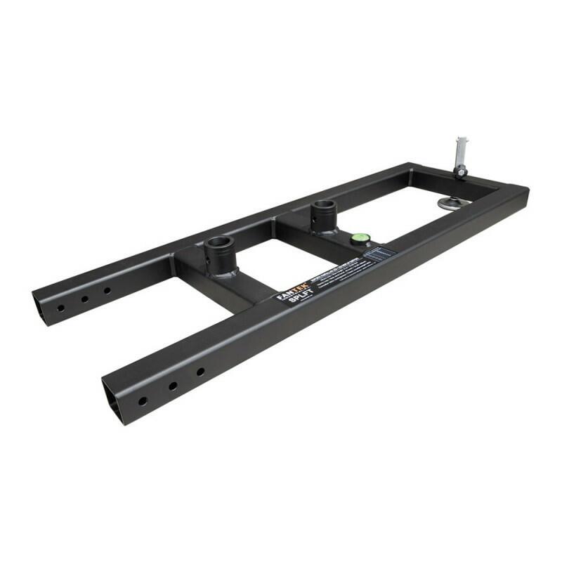 Fantek - SPLFTBS - Base SPLFT in acciaio nera