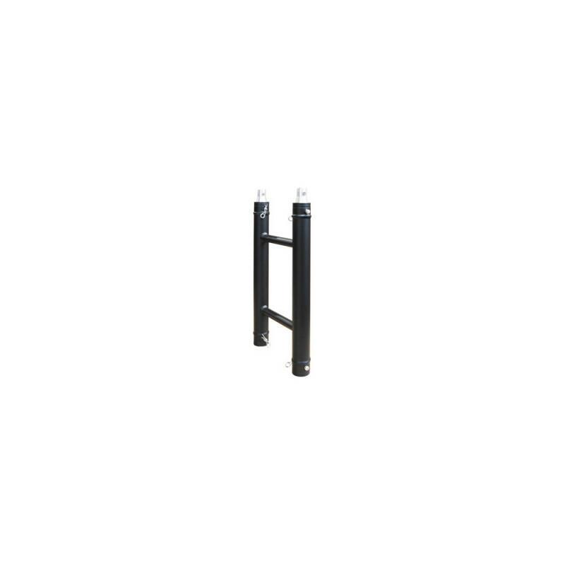 Fantek - SPLFT29L500 - Scala a traliccio sezione SPLFT 500 mm nera