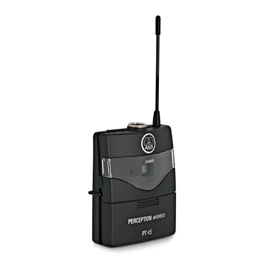 AKG WMS45 Perception Wireless Instrument Set