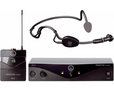 AKG WMS45 Perception Wireless Sport Set