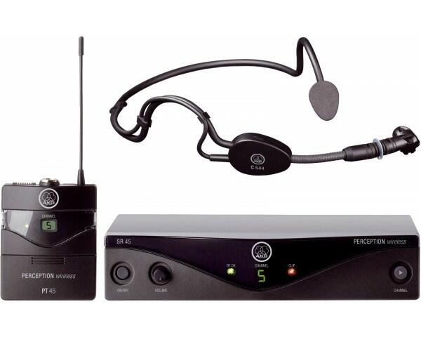 AKG WMS45 Perception Wireless Sport Set