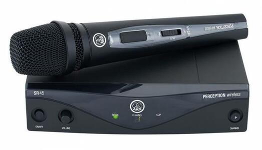 AKG WMS45 Perception Wireless Vocal Set