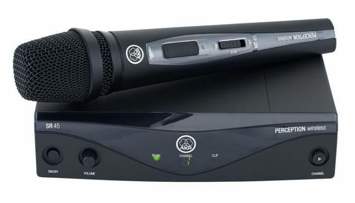 AKG WMS45 Perception Wireless Vocal Set