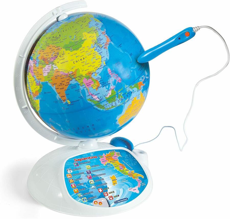 Esploramondo globo interattivo - Clementoni 11994 - 7+