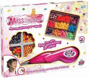 Acconciatore per capelli - Perline con infilapreline - Grandi Giochi 95Q106 - 3+