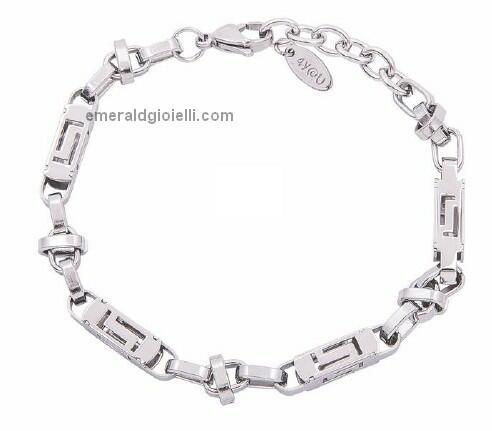 B10423 Bracciale Uomo 4you jewels