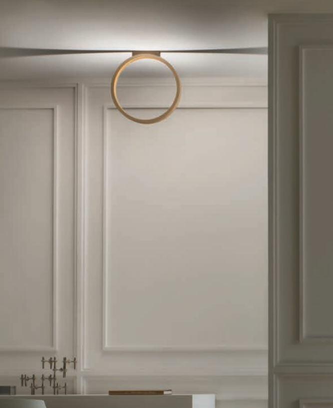 Lampada da Soffitto ASSOLO di Cini&Nils, Varie Misure e Finiture - Offerta di Mondo Luce 24