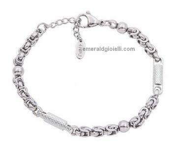 B10433 Bracciale Uomo 4you jewels