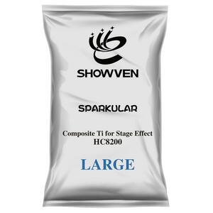 Sparkular HC8200 - Composite TI per fontane Sparkular (12 sacchetti)