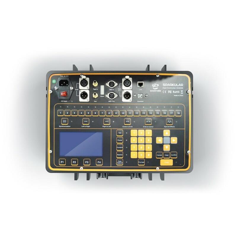 Sparkular ZK6200 - Controller host Sparkular