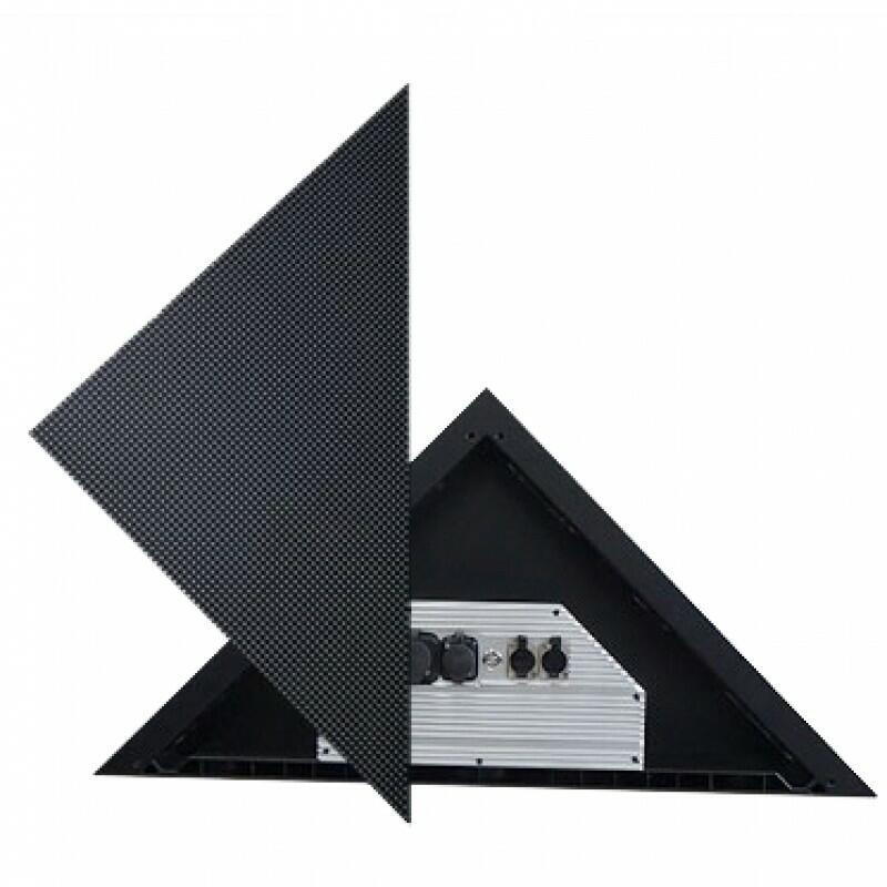 Yes Tech - P2.84 MG12 - Display triangolare per interni