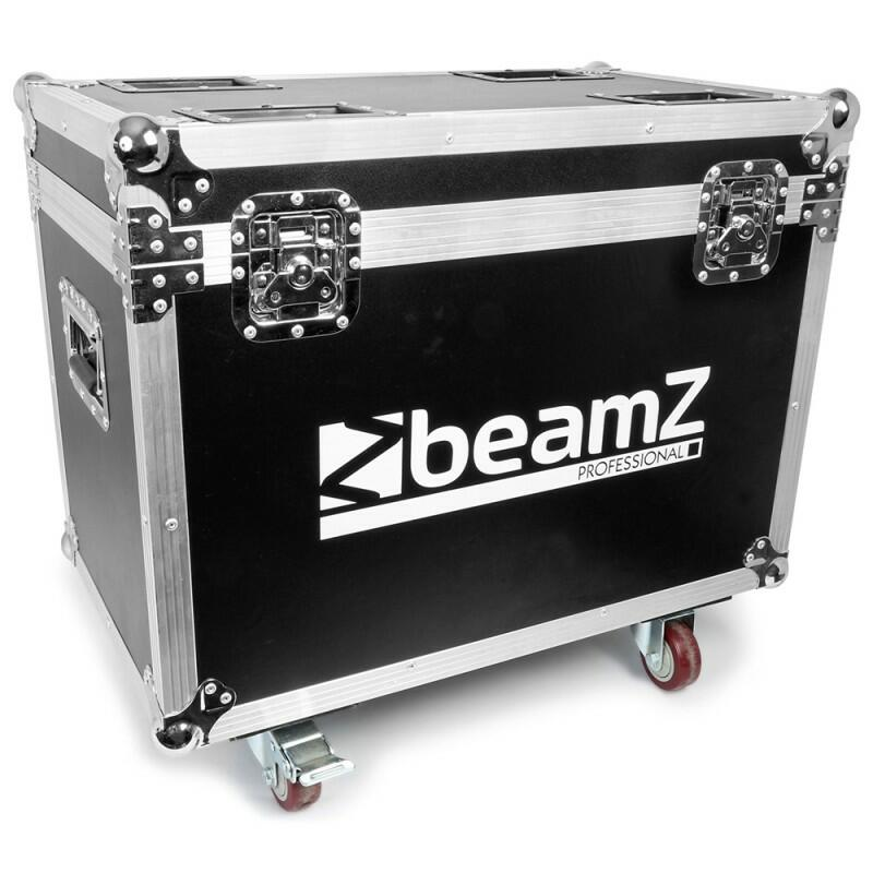 BeamZ Pro - Tiger 7R  Hybrid - beam e spot 2 pezzi in Flightcase