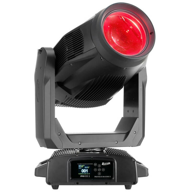 Elation Professional - Proteus MAXIMUS - Profilo LED IP65 950W spot e wash