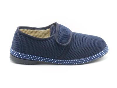 Scarpe pantofole estive uomo blu globe Spritz 16