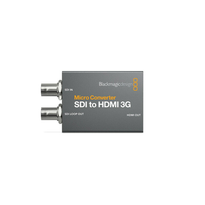 Blackmagic Micro Converter SDI to HDMI 3G