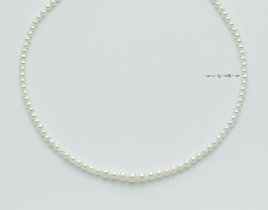 PCL2212 Girocollo di Perle Miluna -