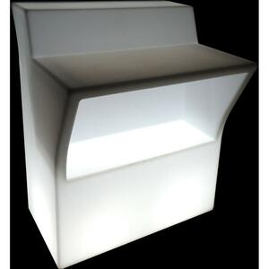 LED-BAR - Outdoor Light Bar Bench