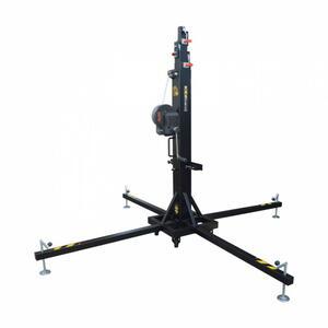 Fantek - T106D - Torre telescopica di 6,4 m - Carico massimo: 225 kg