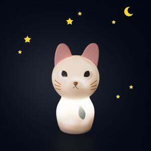 Luce Notturna Gatto Rosa