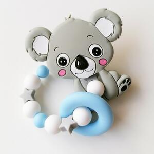 Anello dentizione koala grigio