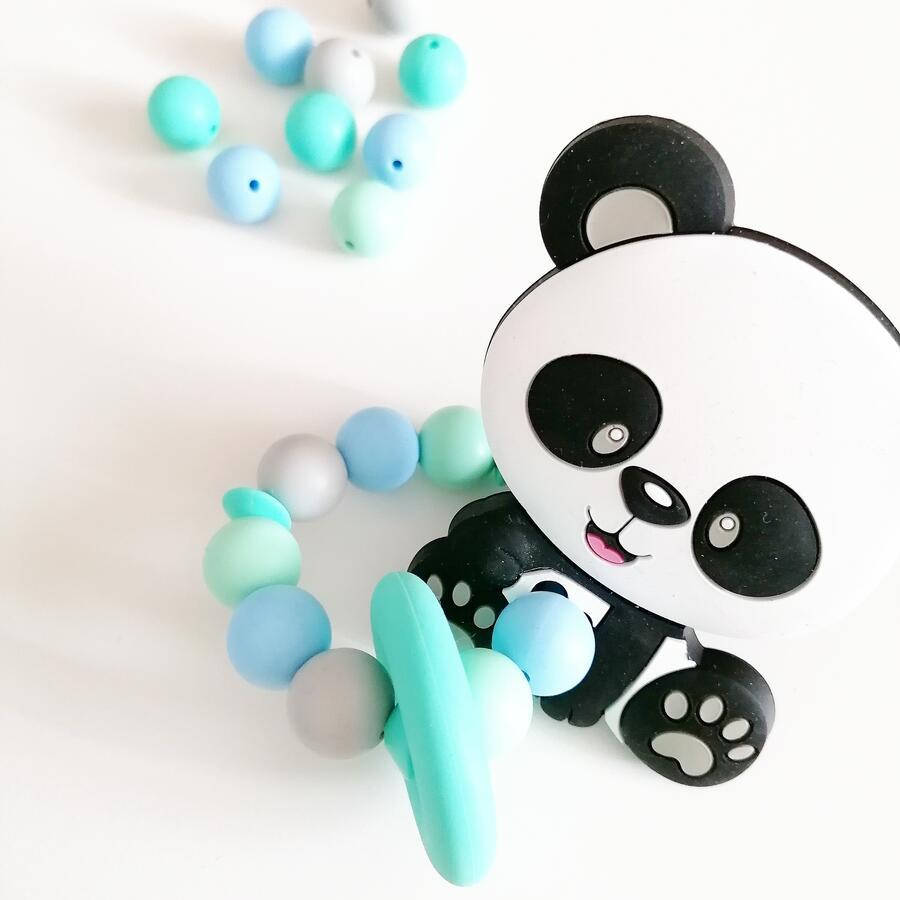 Anello dentizione Panda