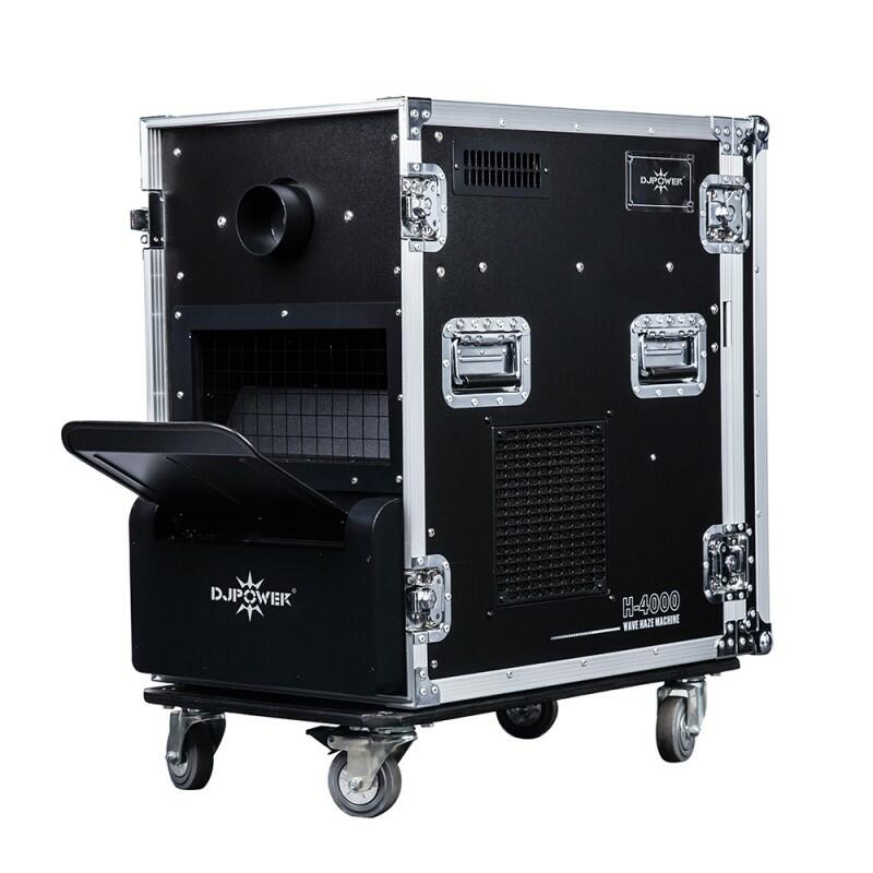 DJ Power H-4000 - Pro Wave Haze Machine