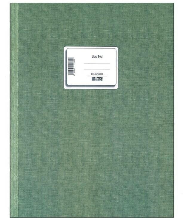 LIBRO SOCI DU135210000 DATA UFFICIO