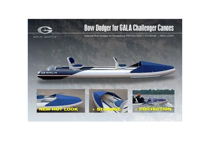 Canoa Tender GALA C450 - Piccolo gommone da pesca o turismo