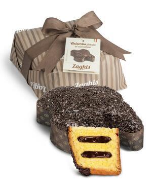 Colomba Regale Farcita al Cioccolato 750 gr