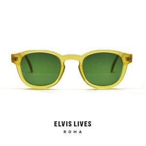 Elvis Lives Sunglasses - Baghi Honey