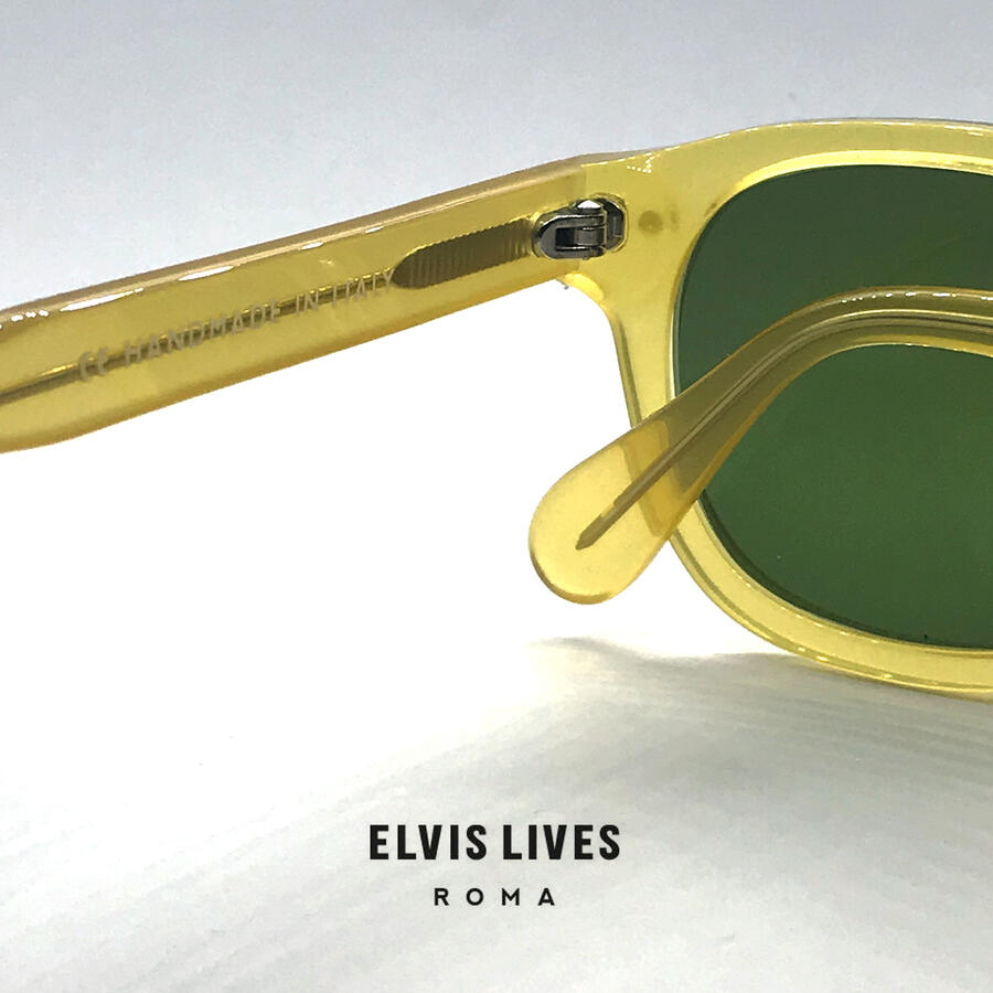 Elvis Lives Sunglasses - Baghi Honey