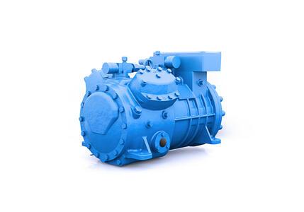 Compressore Semiermetico Serie Q