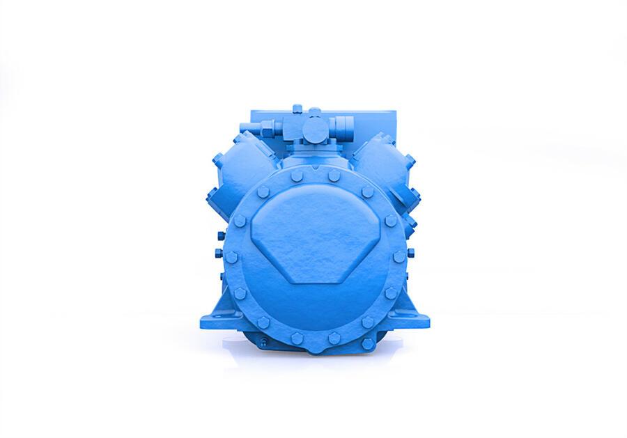 Q Series Semi-hermetic Compressor