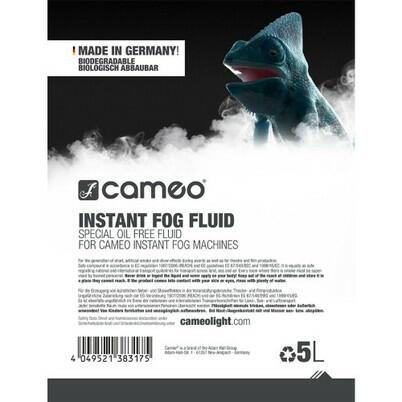 Cameo INSTANT FOG FLUID 5 L